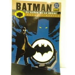 BATMAN: EL SEÑOR DE LA NOCHE Nº 4