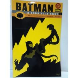 BATMAN: EL SEÑOR DE LA NOCHE Nº 3