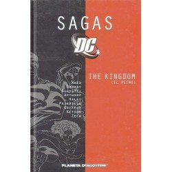 SAGAS DC Nº 10 THE KINGDOM