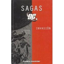 SAGAS DC Nº 4 INVASIÓN