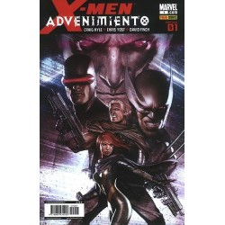 X-MEN: ADVENIMIENTO Nº 1