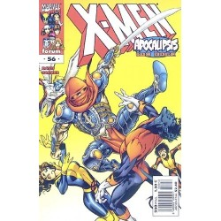 X-MEN VOL.2 Nº 56