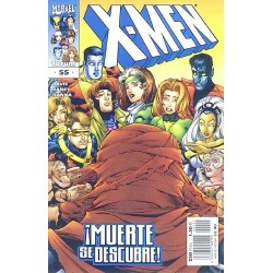 X-MEN VOL.2 Nº 55