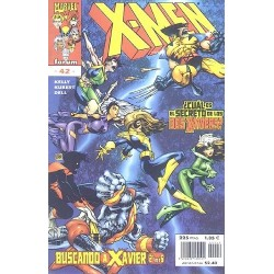 X-MEN VOL.2 Nº 42