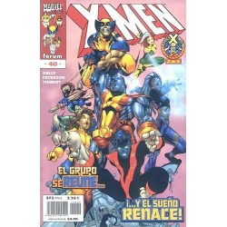 X-MEN VOL.2 Nº 40