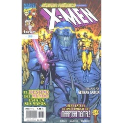 X-MEN VOL.2 Nº 38