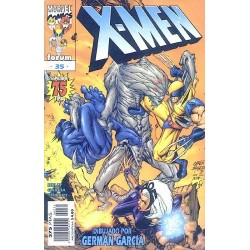 X-MEN VOL.2 Nº 35
