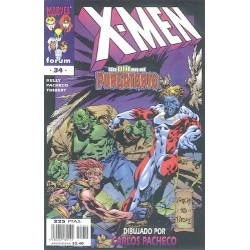 X-MEN VOL.2 Nº 34