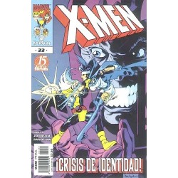 X-MEN VOL.2 Nº 33
