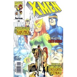 X-MEN VOL.2 Nº 31