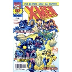 X-MEN VOL.2 Nº 30