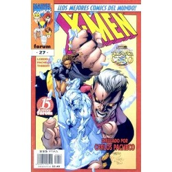 X-MEN VOL.2 Nº 27