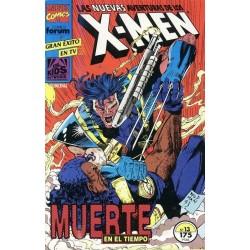 LAS NUEVAS AVENTURAS DE LOS X-MEN Nº 13
