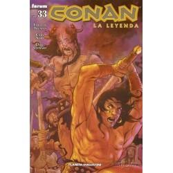 CONAN LA LEYENDA Nº 33