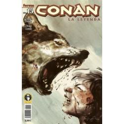 CONAN LA LEYENDA Nº 15