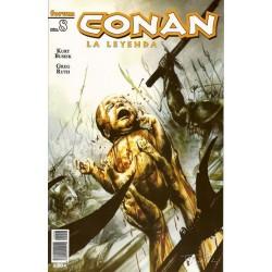 CONAN LA LEYENDA Nº 8