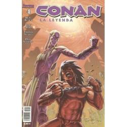 CONAN LA LEYENDA Nº 4