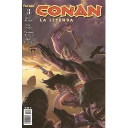 CONAN LA LEYENDA Nº 3