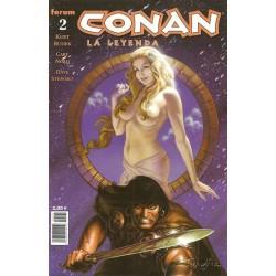 CONAN LA LEYENDA Nº 2