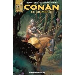 CONAN EL CIMMERIO Nº 16