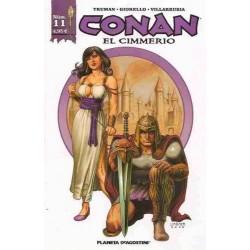 CONAN EL CIMMERIO Nº 11