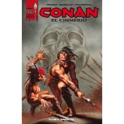 CONAN EL CIMMERIO Nº 9