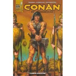 CONAN EL CIMMERIO Nº 8