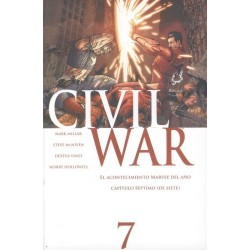 CIVIL WAR Nº 7