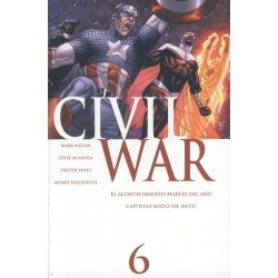 CIVIL WAR Nº 6
