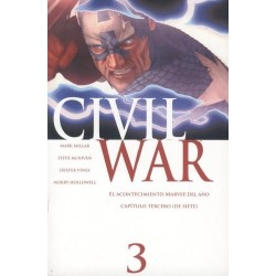 CIVIL WAR Nº 3