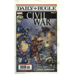 CIVIL WAR: DAILY BUGLE