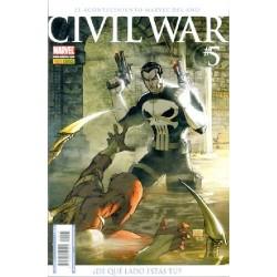 CIVIL WAR Nº 5 (32 PÁGINAS)