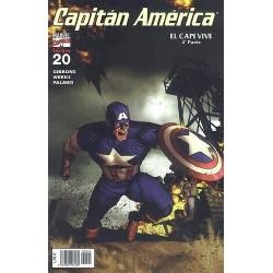 CAPITÁN AMÉRICA VOL.5 Nº 20