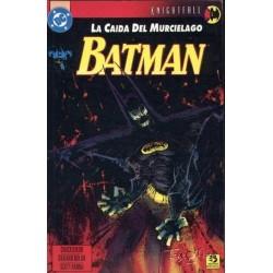 BATMAN: LA CAÍDA DEL MURCIÉLAGO (2 TOMOS)