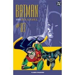BATMAN: LA SAGA DE RA´S AL GHUL Nº 7