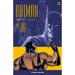BATMAN: LA SAGA DE RA´S AL GHUL Nº 6