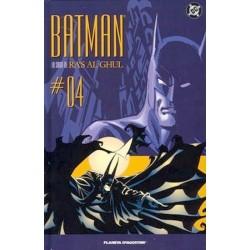 BATMAN: LA SAGA DE RA´S AL GHUL Nº 4
