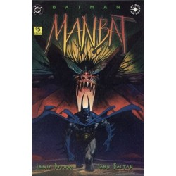 BATMAN: MANBAT (3 TOMOS)