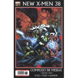 NEW X-MEN ACADEMIA X Nº 38