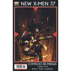NEW X-MEN ACADEMIA X Nº 37