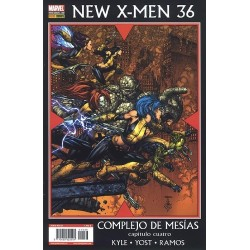 NEW X-MEN ACADEMIA X Nº 36