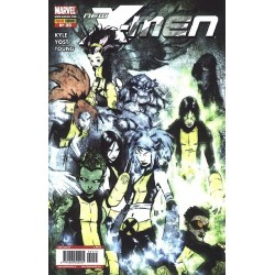 NEW X-MEN ACADEMIA X Nº 35