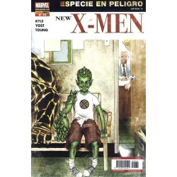 NEW X-MEN ACADEMIA X Nº 34