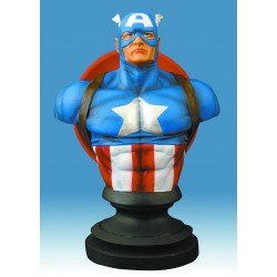 MARVEL ICONS: CAPTAIN AMERICA