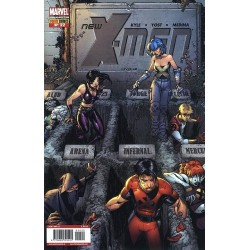 NEW X-MEN ACADEMIA X Nº 22