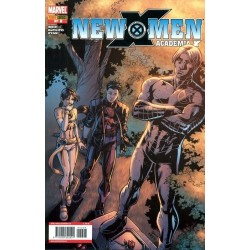 NEW X-MEN ACADEMIA X Nº 8