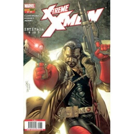 X-TREME X-MEN Nº 34