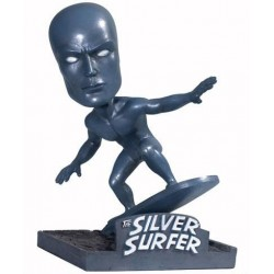 MARVEL BOBBLE BUDDIES: SILVER SURFER