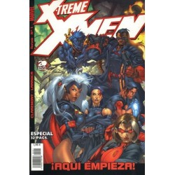 X-TREME X-MEN Nº 1