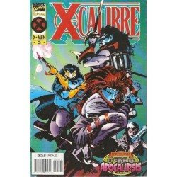 X-CALIBRE Nº 3